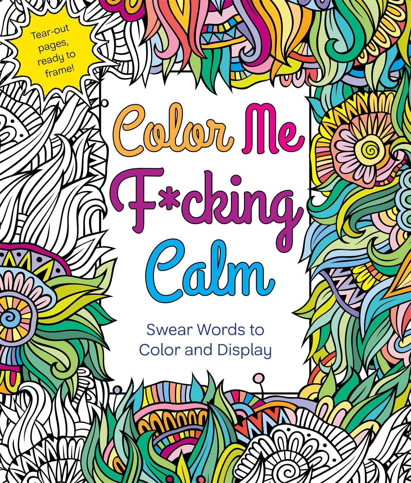 Color Me F*cking Calm