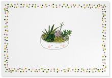 Load image into Gallery viewer, Succulents Note Cards Set