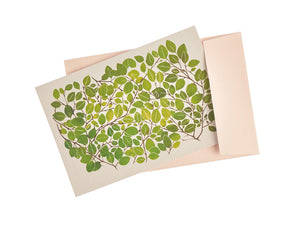 The Seasons Correspondence Cards Set