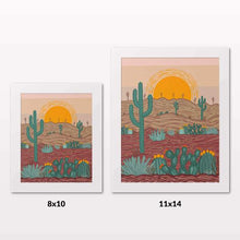 Load image into Gallery viewer, Desert Dawn Print