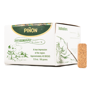 Piñon Incense Bricks