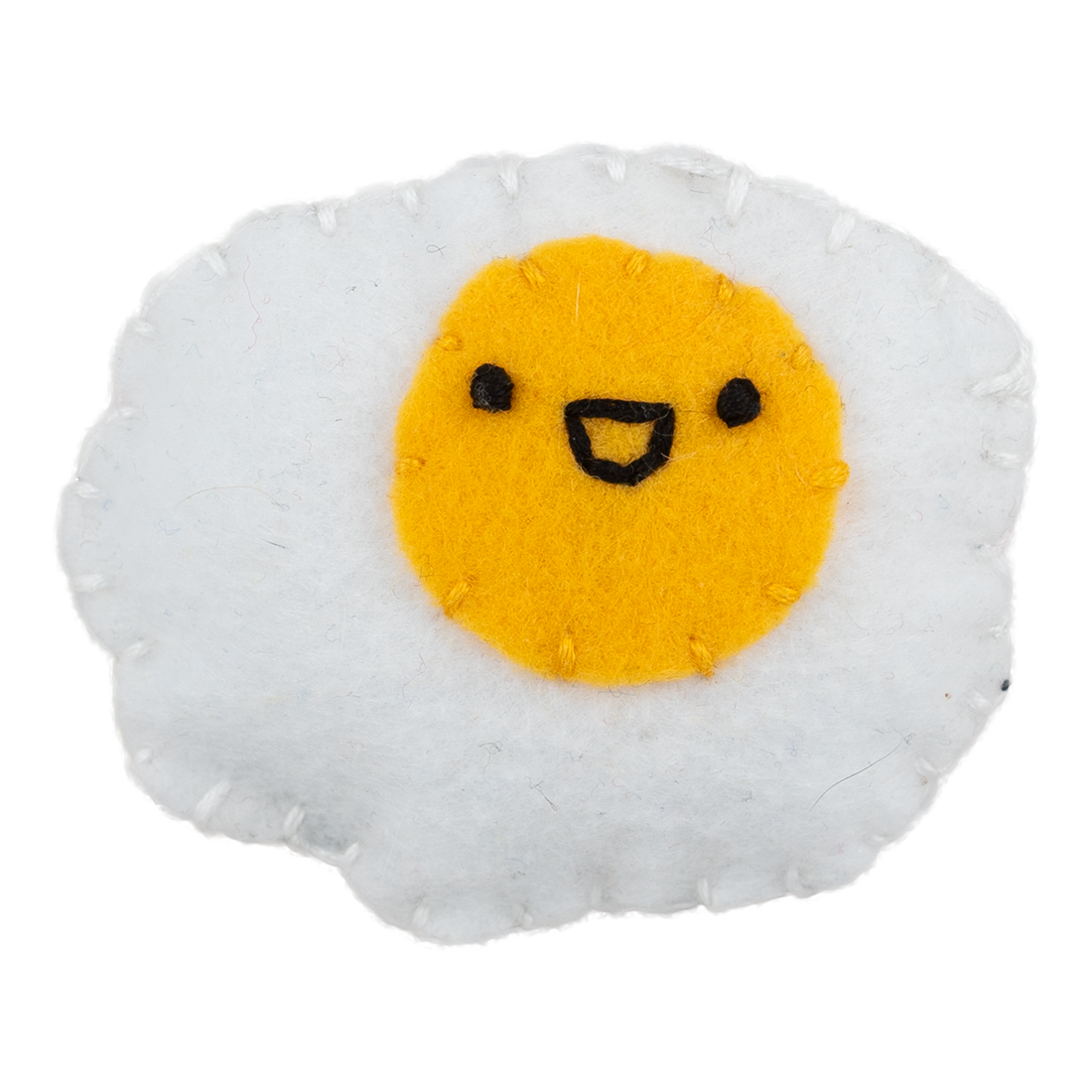 Plush Egg Magnet