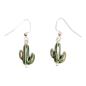 Saguaro Dangling Earrings