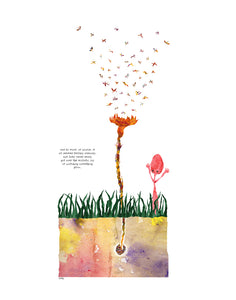 The Miracle of Growing Things Print