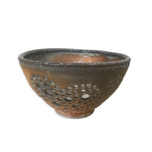 Load image into Gallery viewer, Ceramic Soda Fired Colander