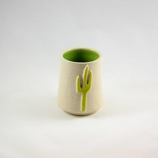 Saguaro Handmade Ceramic Shot Glass