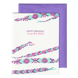 My Dear Friend Birthday Card