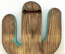 Load image into Gallery viewer, Baby Wooden Saguaro Cutouts