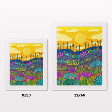 Load image into Gallery viewer, Sunbeams Print