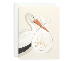 Bundle of Joy Stork Card