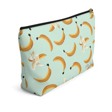 Load image into Gallery viewer, Banana Accessory Bag w T-bottom