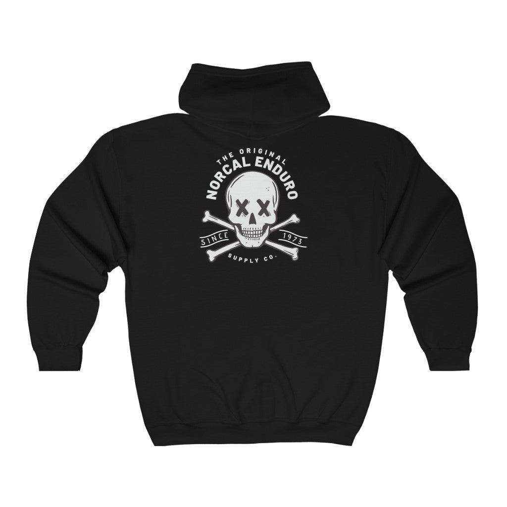 Lights Out Full Zip Hoodie