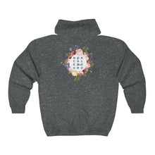 Load image into Gallery viewer, NorCal Enduro Floral Zip Hoodie