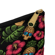 Load image into Gallery viewer, Tropical Skully Accessory Bag