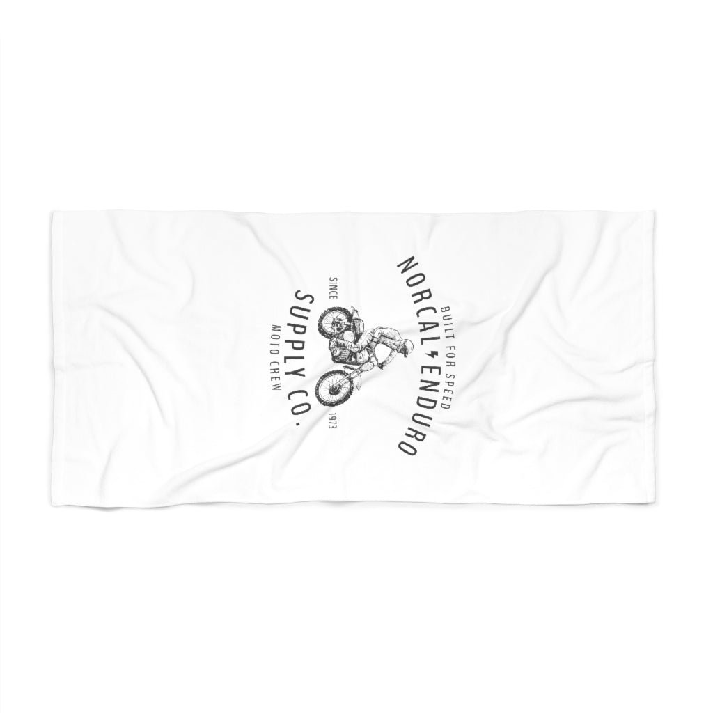 NorCal Enduro Beach Towel