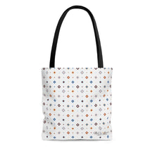 Load image into Gallery viewer, Pastel Squares Tote Bag