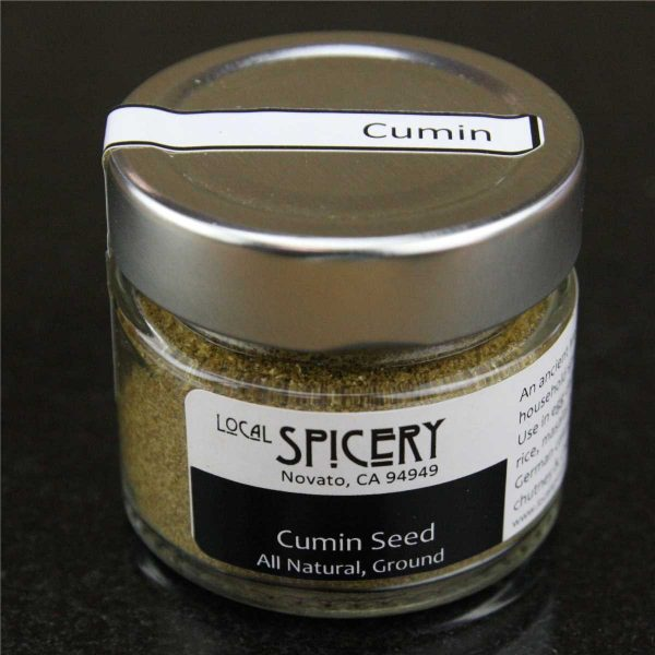 Local Spicery, Cumin, All Natural, Milled Locally