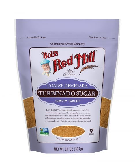 Bob's Red Mill, Coarse Turbinado Sugar, 14 oz