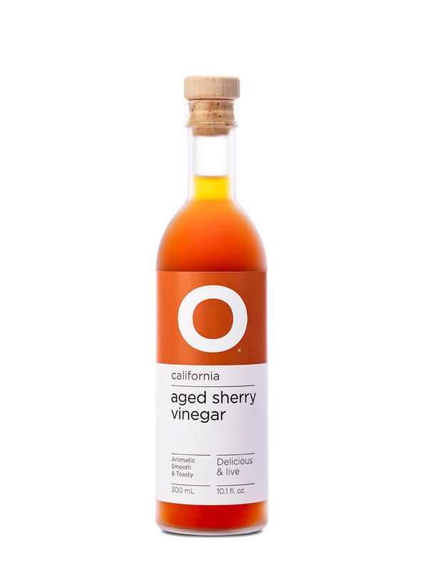 O, California, Aged Sherry Vinegar