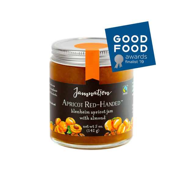 Jamnation, Apricot Red-Handed, 5oz