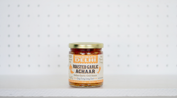 Brooklyn Deli Roasted Garlic Achaar 9oz