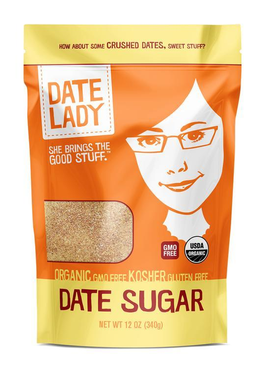 Date Lady, Date Sugar 12oz, 340g