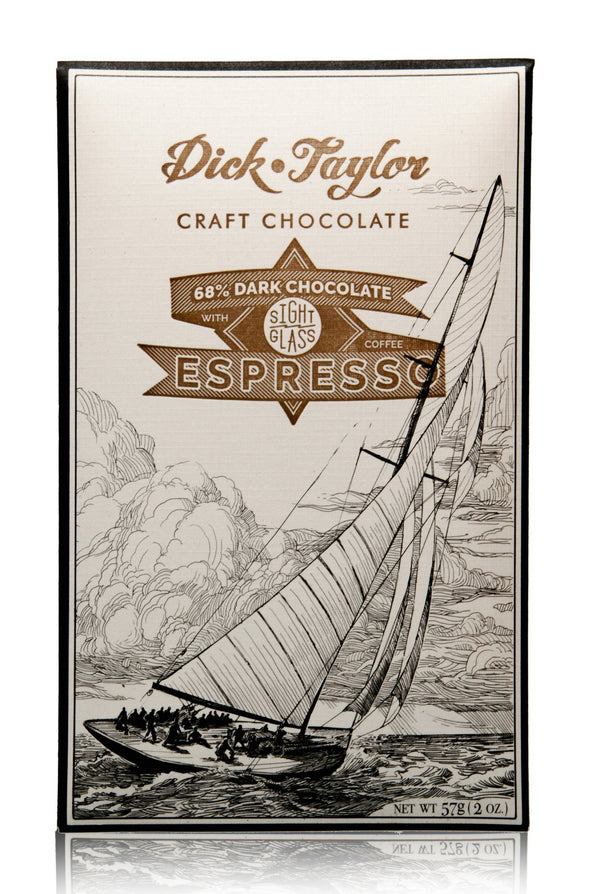 Dick Taylor Chocolates, Espresso