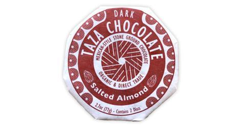 Taza Chocolate, Salted Almond, 2.7oz