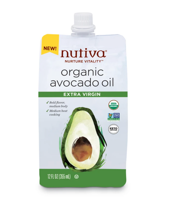 Nutiva Organic Extra Virgin Avocado Oil
