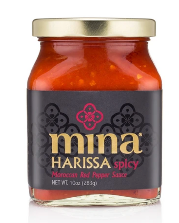 MINA HARISSA SPICY MOROCCAN RED PEPPER SAUCE