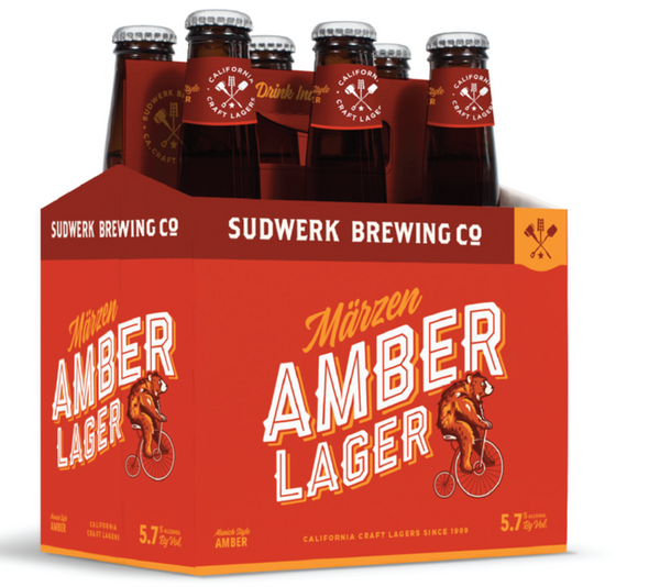 Sudwerk Brewing Amber Lager 6 Pack
