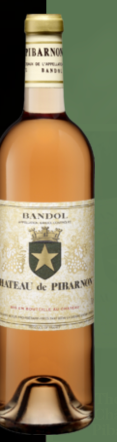 Chateau de Pibarnon Bandol Rose 2018 1/2 Bottle (375ml)