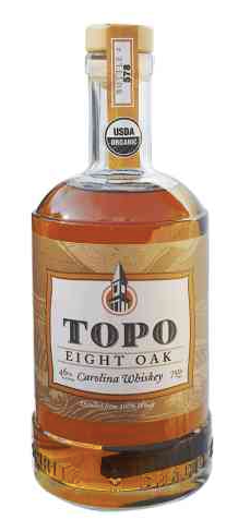 TOPO Eight Oak Whiskey