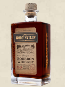 Woodinville Whiskey Company Straight Bourbon Whiskey