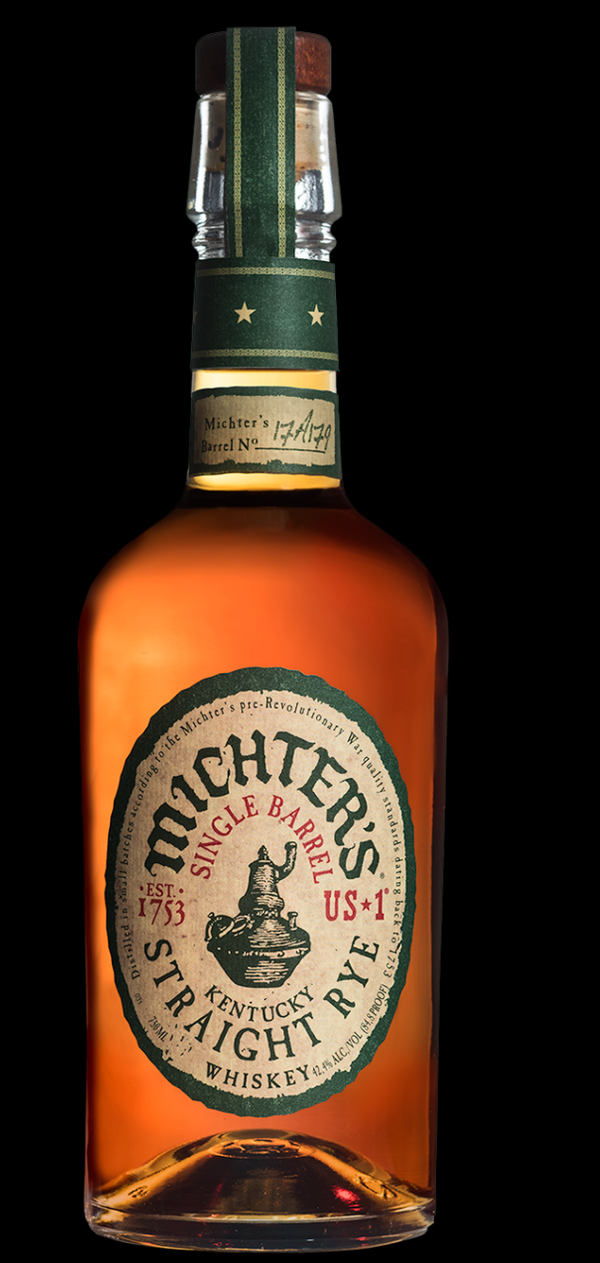Michter's Single Barrel Kentucky Straight Rye Whiskey