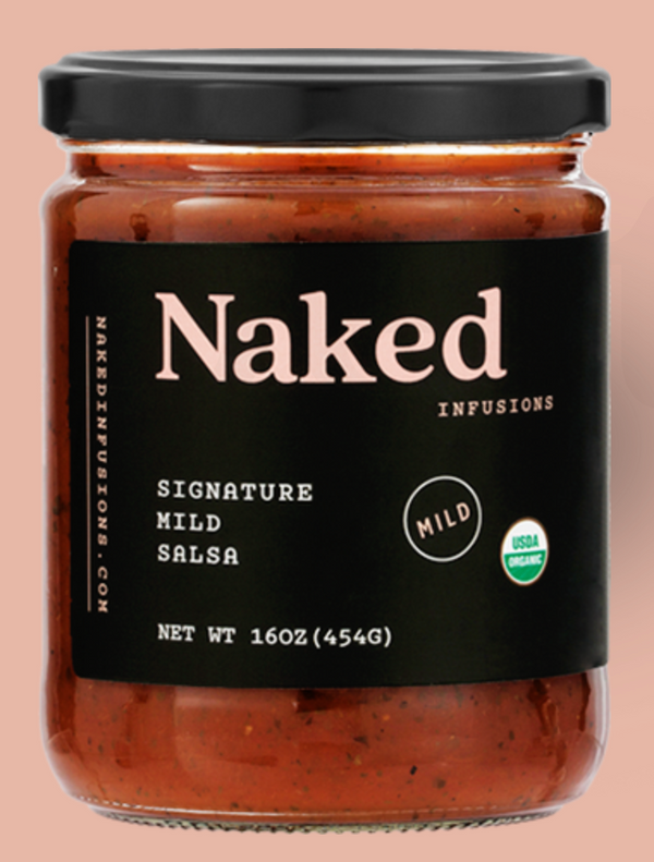 Naked Infusions Mild Salsa