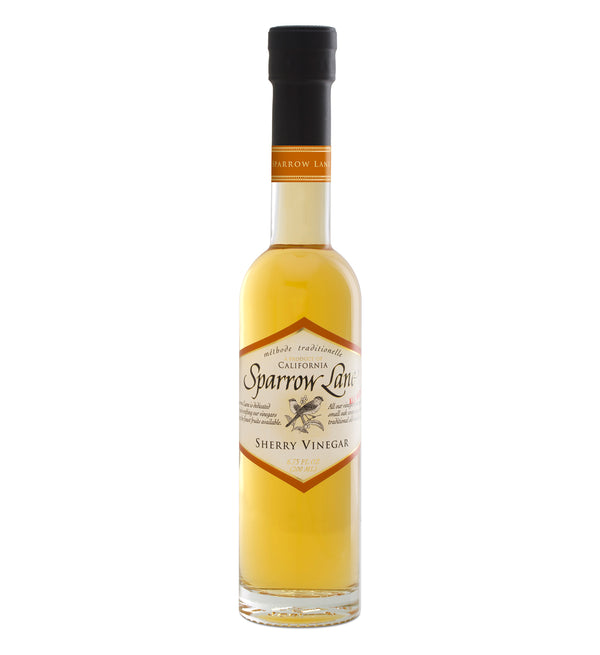 Sparrow Lane, California, Sherry Vinegar