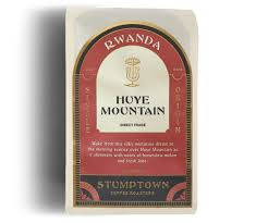 Stumpton Coffee Roasters, Rwanda Huye Mountain