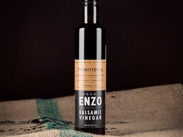 Enzo, Organic Traditional Balsamic Vinegar 250ml