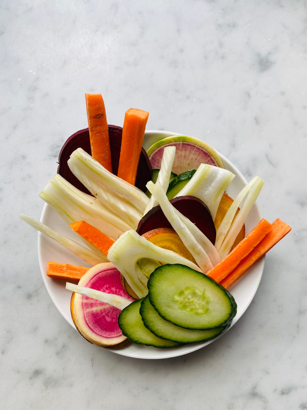 Vegetable Crudite