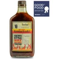 Bourbon Barrel Foods, Spicy Kentucky Style Teriyaki Sauce, 375ml