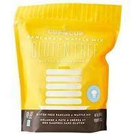 Cup4cup, Pancake & Waffle Mix, Gluten Free 2 LBS