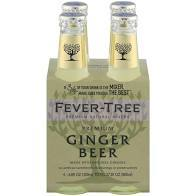 Fever-Tree, All Natural Premium Mixers Ginger Beer, 4 pk