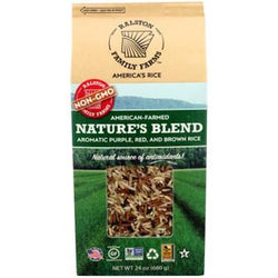 Ralston Family Farms, American-Farmed Nature's Blend Rice, 24oz