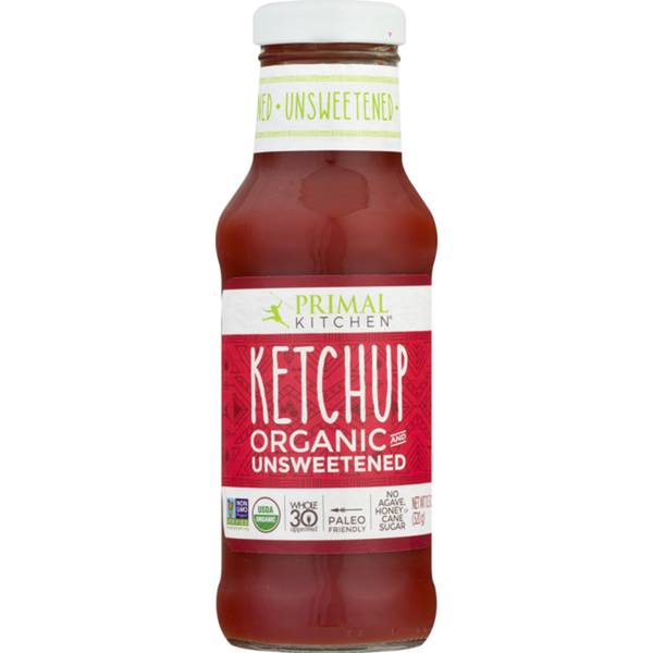Primal Kitchen, Spicy Ketchup Organic, 11.3oz