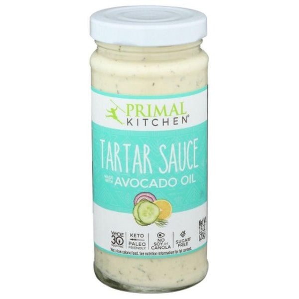 Primal Kitchen, Tartar Sauce, 7.5oz