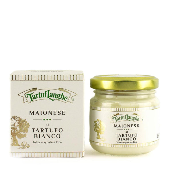 Tartuflanghe, Mayonnaise With White Truffle, 2.99 oz