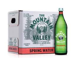 Mountain Valley Spring Water, LTR / 12 each
