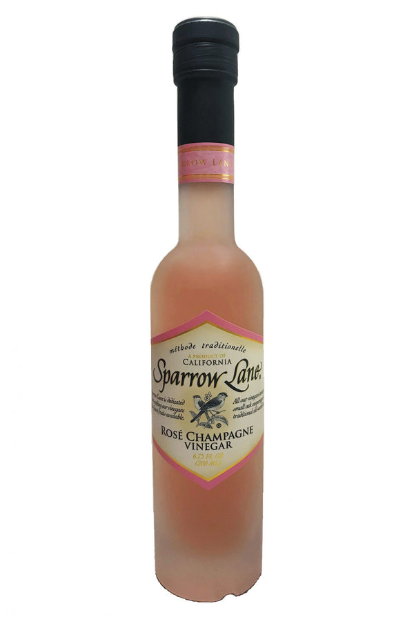 Sparrow Lane, California, Rose Champagne Vinegar