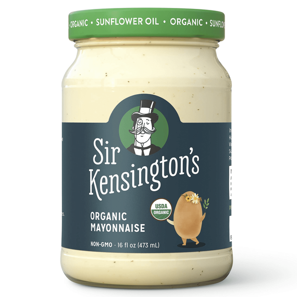 Sir Kensington's Organic Mayonnaise, 16 oz